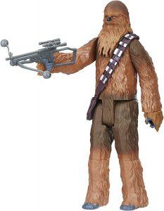 Figura de Chewbacca de Disney Hasbro - Figuras coleccionables de Chewbacca de Star Wars