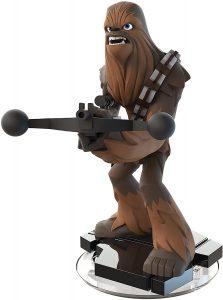 Figura de Chewbacca de Disney Infinity - Figuras coleccionables de Chewbacca de Star Wars