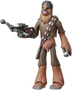 Figura de Chewbacca de Galaxy of Adventures Hasbro - Figuras coleccionables de Chewbacca de Star Wars