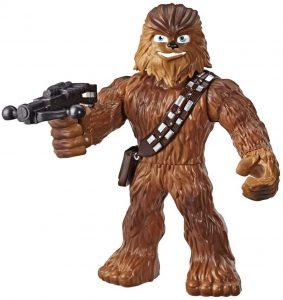 Figura de Chewbacca de Mega Mighties - Figuras coleccionables de Chewbacca de Star Wars