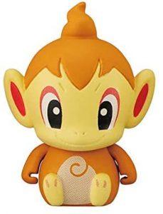 Figura de Chimchar de Bandai - Figuras coleccionables de Chimchar de Pokemon