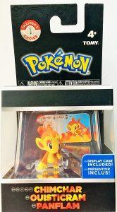 Figura de Chimchar de Tomy - Figuras coleccionables de Chimchar de Pokemon