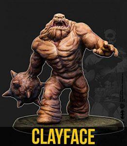 Figura de Clayface de Knight Models - Figuras coleccionables de Clayface de Batman