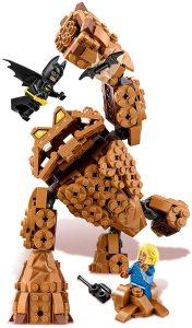 Figura de Clayface vs Batman de LEGO - Figuras coleccionables de Clayface de Batman