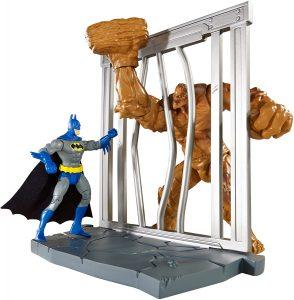 Figura de Clayface vs Batman de Mattel - Figuras coleccionables de Clayface de Batman