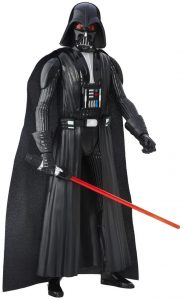 Figura de Darth Vader Rebels de Hasbro 30 cm - Figuras coleccionables de Darth Vader de Star Wars