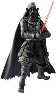Figura de Darth Vader Samurai de Bandai - Figuras coleccionables de Darth Vader de Star Wars