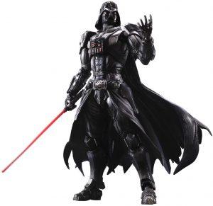 Figura de Darth Vader de Square Enix - Figuras coleccionables de Darth Vader de Star Wars