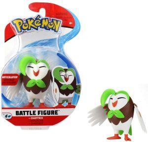 Figura de Dartrix de Giochi Preziosi - Figuras coleccionables de Dartrix de Pokemon