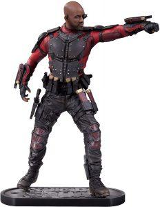 Figura de Deadshot de DC Collectibles - Figuras coleccionables de Deadshot de Batman
