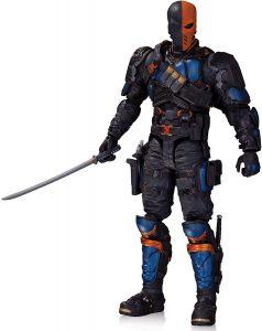 Figura de Deathstroke de DC Collectibles - Figuras coleccionables de Deathstroke