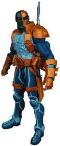 Figura de Deathstroke de DC Collectibles Villanos - Figuras coleccionables de Deathstroke