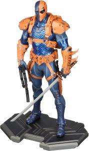 Figura de Deathstroke de DC Comics - Figuras coleccionables de Deathstroke