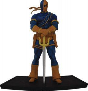Figura de Deathstroke de Icons - Figuras coleccionables de Deathstroke