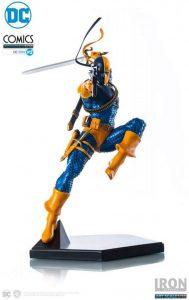 Figura de Deathstroke de Iron Studios - Figuras coleccionables de Deathstroke