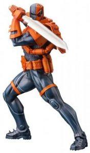 Figura de Deathstroke de Kotobukiya - Figuras coleccionables de Deathstroke