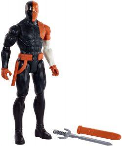 Figura de Deathstroke de Mattel - Figuras coleccionables de Deathstroke