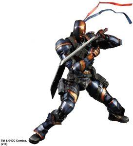 Figura de Deathstroke de Square Enix - Figuras coleccionables de Deathstroke
