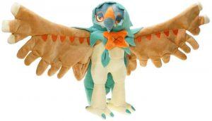 Figura de Decidueye de Peluche - Figuras coleccionables de Decidueye de Pokemon