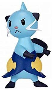 Figura de Dewott de Jakks Pacific - Figuras coleccionables de Dewott de Pokemon