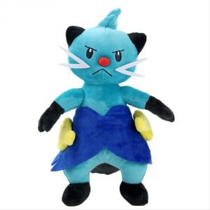 Figura de Dewott de Peluche - Figuras coleccionables de Dewott de Pokemon