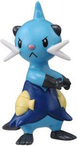 Figura de Dewott de Takara Tomy - Figuras coleccionables de Dewott de Pokemon