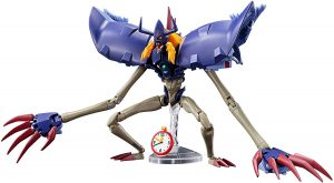 Figura de Diaboromon de Digimon de Bandai - Figuras coleccionables de Digimon