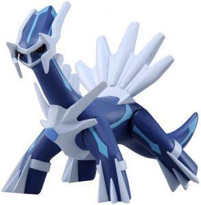 Figura de Dialga Premium de Takara Tomy - Figuras coleccionables de Dialga de Pokemon