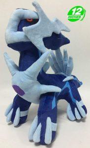 Figura de Dialga de Peluche - Figuras coleccionables de Dialga de Pokemon