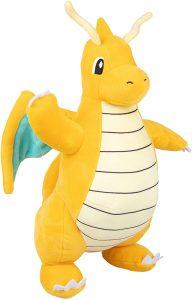 Figura de Dragonite de Peluche - Figuras coleccionables de Dragonite de Pokemon
