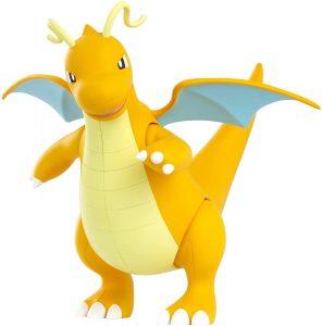 Figura de Dragonite de Pokemon Battle - Figuras coleccionables de Dragonite de Pokemon