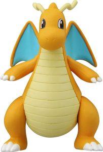 Figura de Dragonite de Takara Tomy básico - Figuras coleccionables de Dragonite de Pokemon