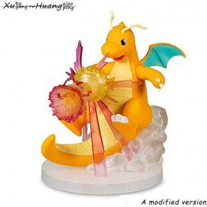 Figura de Dragonite de Xiaoping - Figuras coleccionables de Dragonite de Pokemon