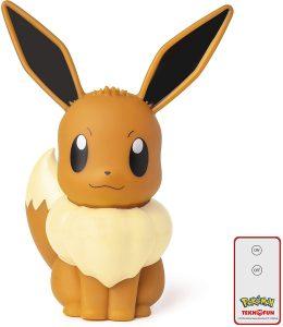 Figura de Eevee Lámpara de Teknofun - Figuras coleccionables de Eevee de Pokemon