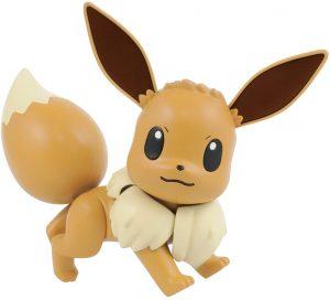 Figura de Eevee de Bandai - Figuras coleccionables de Eevee de Pokemon