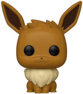 Figura de Eevee de FUNKO POP - Figuras coleccionables de Eevee de Pokemon