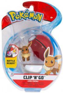 Figura de Eevee de Pokemon Battle - Figuras coleccionables de Eevee de Pokemon