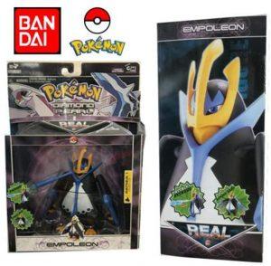 Figura de Empoleon de Bandai - Figuras coleccionables de Empoleon de Pokemon