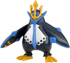Figura de Empoleon de Takara Tomy - Figuras coleccionables de Empoleon de Pokemon