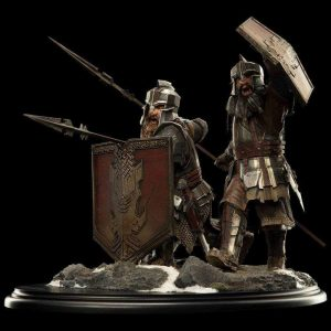Figura de Enanos de Weta Collectibles - Figuras coleccionables de Enanos de los 5 ejércitos del Señor de los anillos