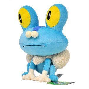 Figura de Froakie de Peluche - Figuras coleccionables de Froakie de Pokemon