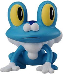 Figura de Froakie de Takara Tomy - Figuras coleccionables de Froakie de Pokemon