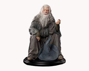 Figura de Gandalf Premium de Weta Collectibles - Figuras coleccionables de Gandalf del Señor de los anillos