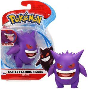 Figura de Gengar de Pokemon Battle - Figuras coleccionables de Gengar de Pokemon