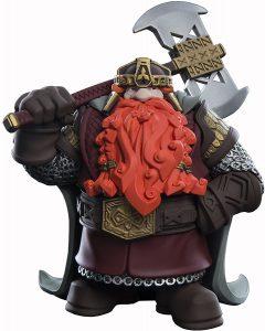 Figura de Gimli de Weta Collectibles - Figuras coleccionables de Gimli del Señor de los anillos