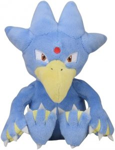 Figura de Golduck de Peluche - Figuras coleccionables de Psyduck de Pokemon