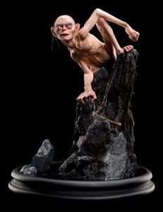 Figura de Gollum Premium de Weta Collectibles - Figuras coleccionables de Gollum del Señor de los anillos