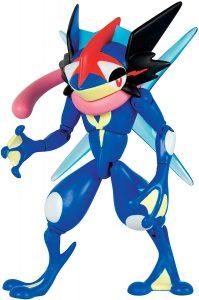 Figura de Greninja de Tomy - Figuras coleccionables de Greninja de Pokemon