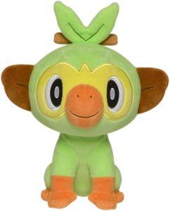 Figura de Grookey de Peluche - Figuras coleccionables de Grookey de Pokemon