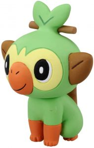 Figura de Grookey de Takara Tomy - Figuras coleccionables de Grookey de Pokemon